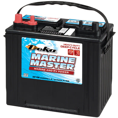 DC24 GP24 Flooded Deka Heavy-Duty Deep Cycle Battery