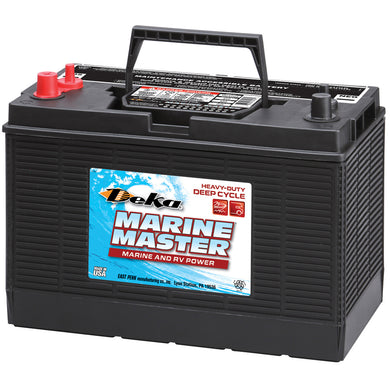 DC31DT GP31 Flooded Deka Heavy-Duty Deep Cycle Battery