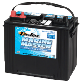 DP24 GP24 Flooded Deka Deep Cycle Battery