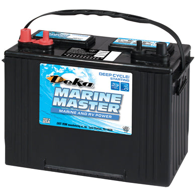 DP27 GP27 Flooded Deka Deep Cycle Battery