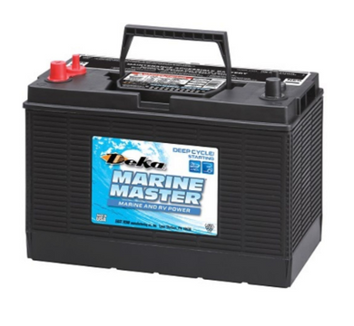 DP31DT GP31 Deka Deep Cycle Battery