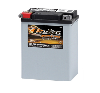 ETX15, Deka Power Sports Battery