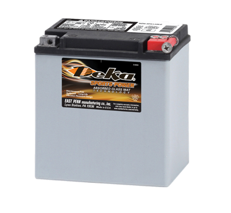 ETX15L, Deka Power Sports Battery