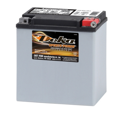 ETX30LA, Deka Power Sports Battery
