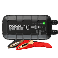 NOCO GENIUS10-Amp Battery Charger, Battery Maintainer, and Battery Desulfator