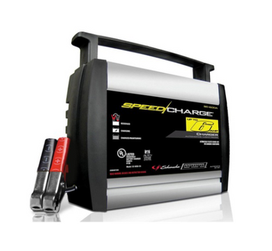 SC-600A-CA, 6A 6V/12V Fully Automatic Battery Charger