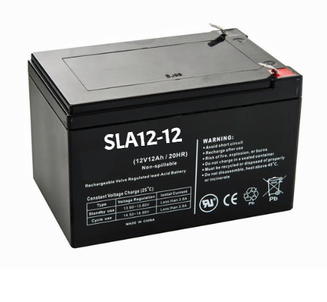 LP12-12 12V 12 Amp Battery