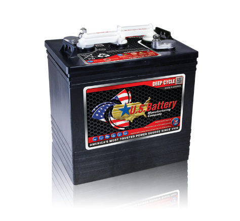 US1800 XC2 6V Golf Cart Battery