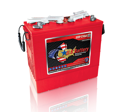 US185 XC2 12V Deep Cycle Battery