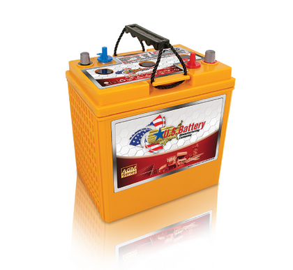 USAGM 2000 6V GC2 AGM Battery