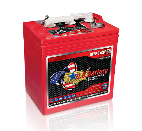US2200 XC2 6V Golf Cart Battery