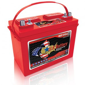 US27DC XC2 12V Deep Cycle Battery