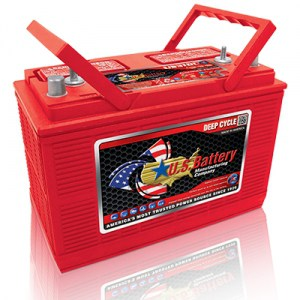 US31DC XC2 12V Deep Cycle Battery