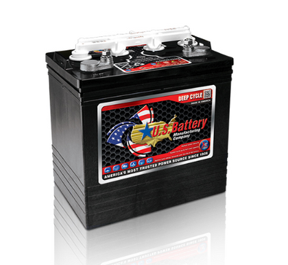 US8VGCE XC2 8V GC8 Golf Cart Battery