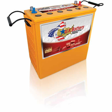 USAGM 185 12V Sealed AGM Battery