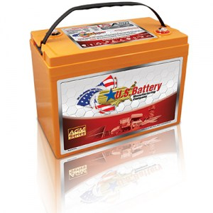 USAGM 6V27  6V Sealed AGM Battery