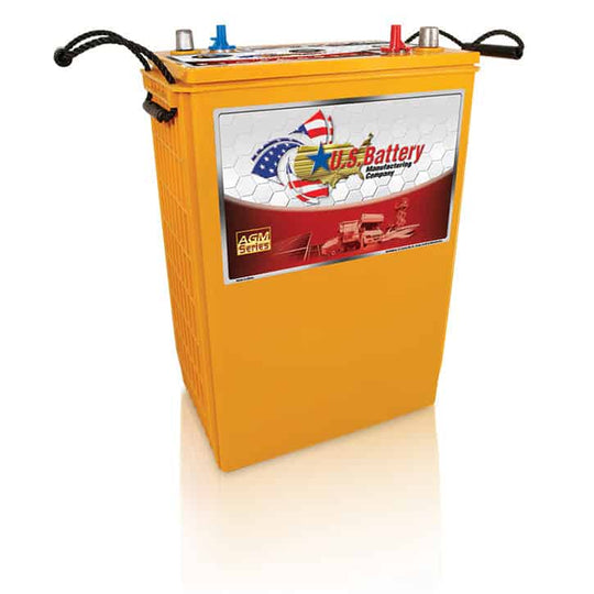 6V Sweeper/Scrubber Battery