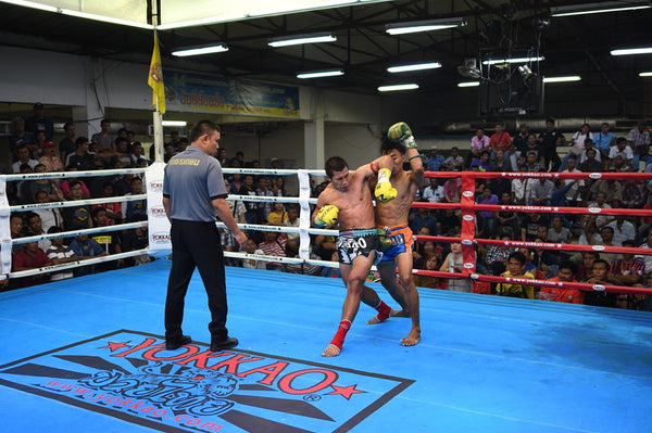 Manachai and Yodchai Deliver Double KO Wins!