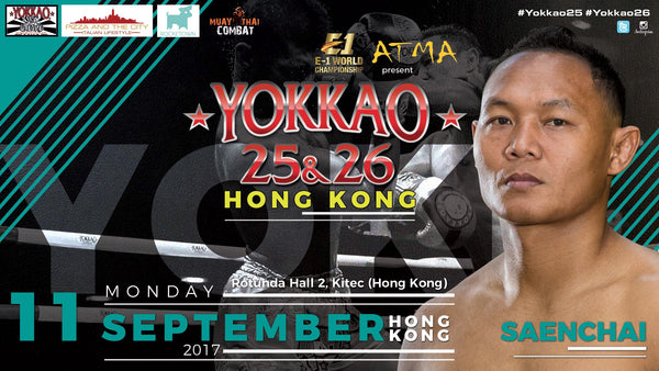 The Challenge: Who wants to fight against Saenchai this September 11th in Hong Kong?