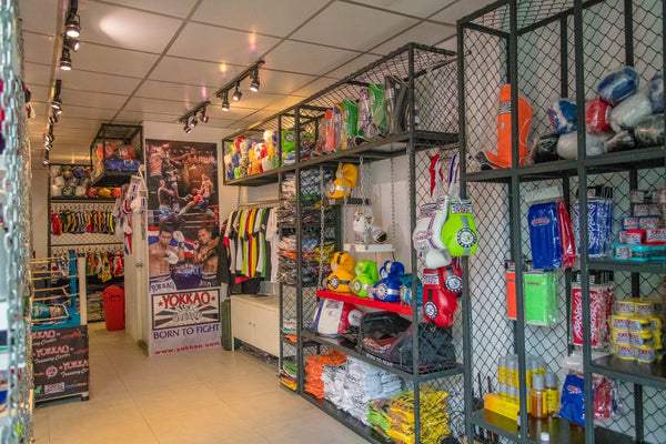 YOKKAO Shop in Bangkok becomes a Wholesale distributor!