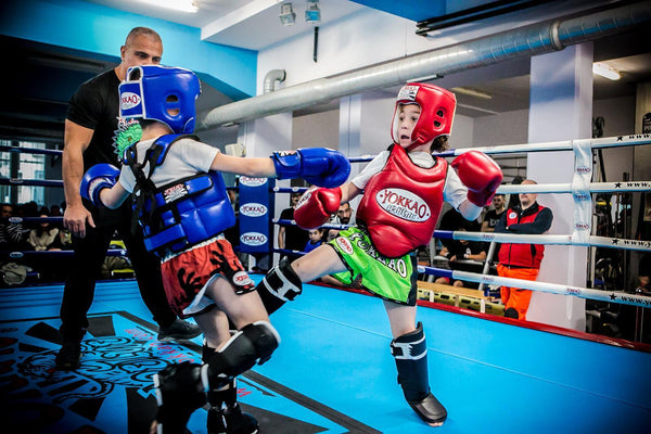 YOKKAO Kids Shine in Turin