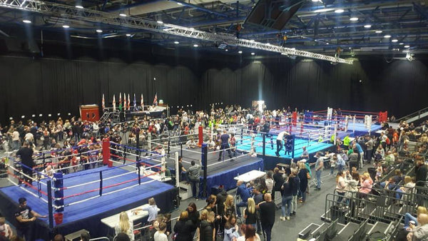First-Ever YOKKAO UK Open Championship Set The Bar High