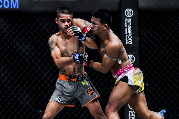 Rodtang Extends to 10-fight Winning Streak on ONE Championship