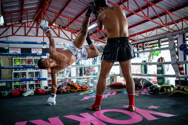 Saenchai & Aida Confirmed for Thai Fight Nan on April 3