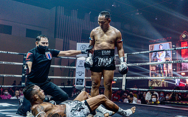 Saenchai Marks Return to the Ring with Dominating Win