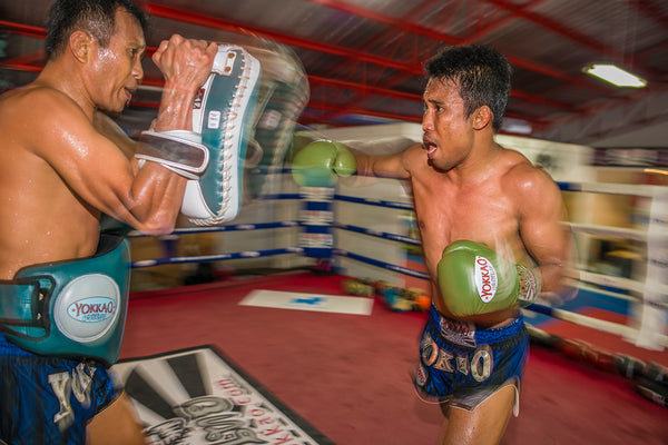 3 Simple Tips to Develop Explosive Punching Power