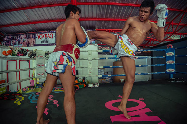 Superlek & Rodtang Ready for Action at One Championship Fists of Fury