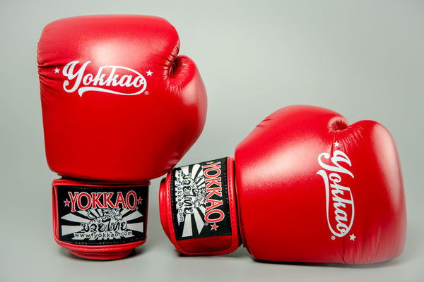 Introducing The All-New YOKKAO Vertigo Boxing Gloves!