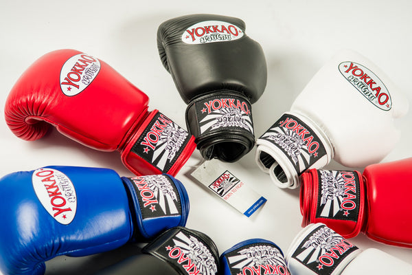 Introducing the Matrix Boxing Gloves!