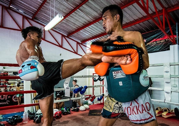 Quick Guide to Pad Work in Muay Thai