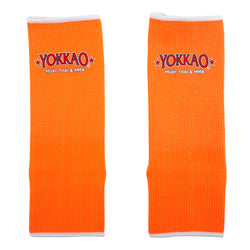 Ankle Guards NEON Orange For Kids