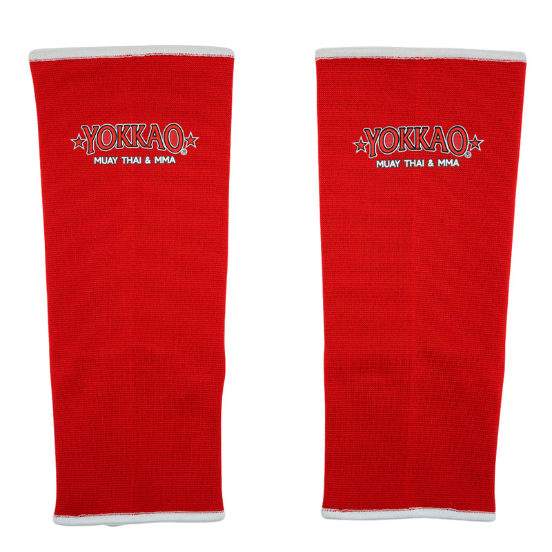 Ankle Guards Red For Kids