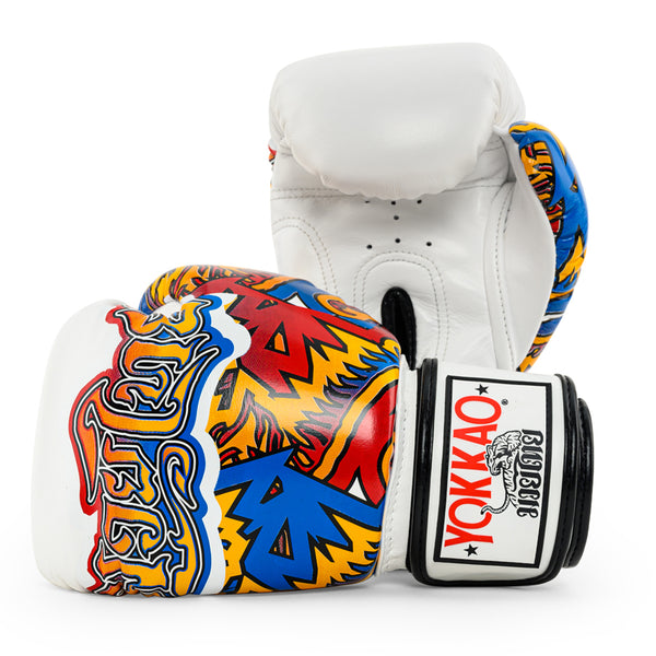 Tiger Boxing Gloves