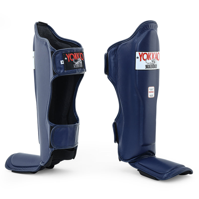Matrix Evening Blue Shin Guards