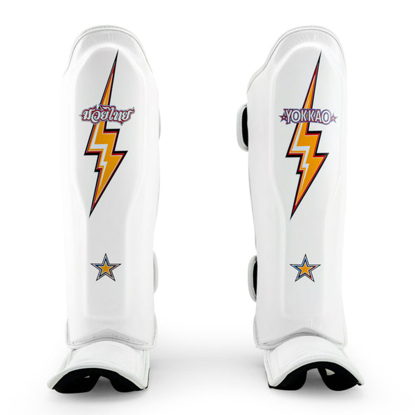 Thai Flag III Shin Guards
