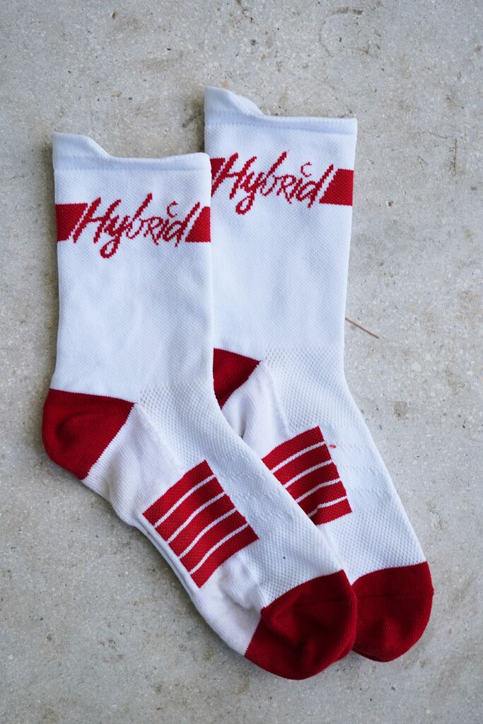 Hybrid Athletics Mid Socks