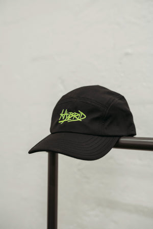 Hybrid 5 Panel Graffiti Hat