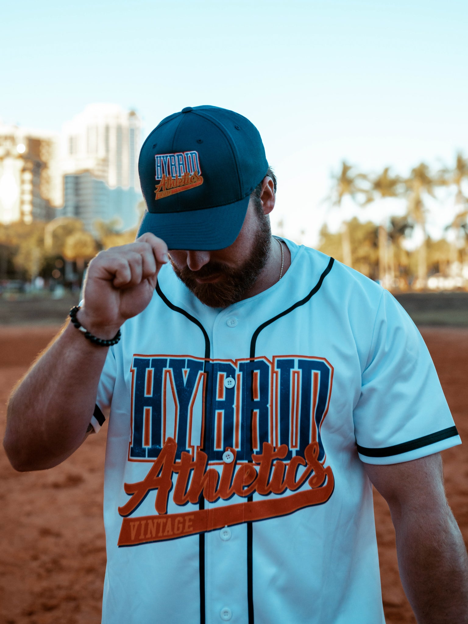 Hybrid Athletics Baseball Jersey