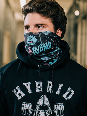 Hybrid Face Shield