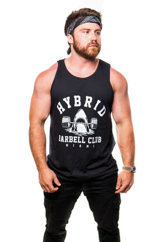 Hybrid Barbell Club Tank Top