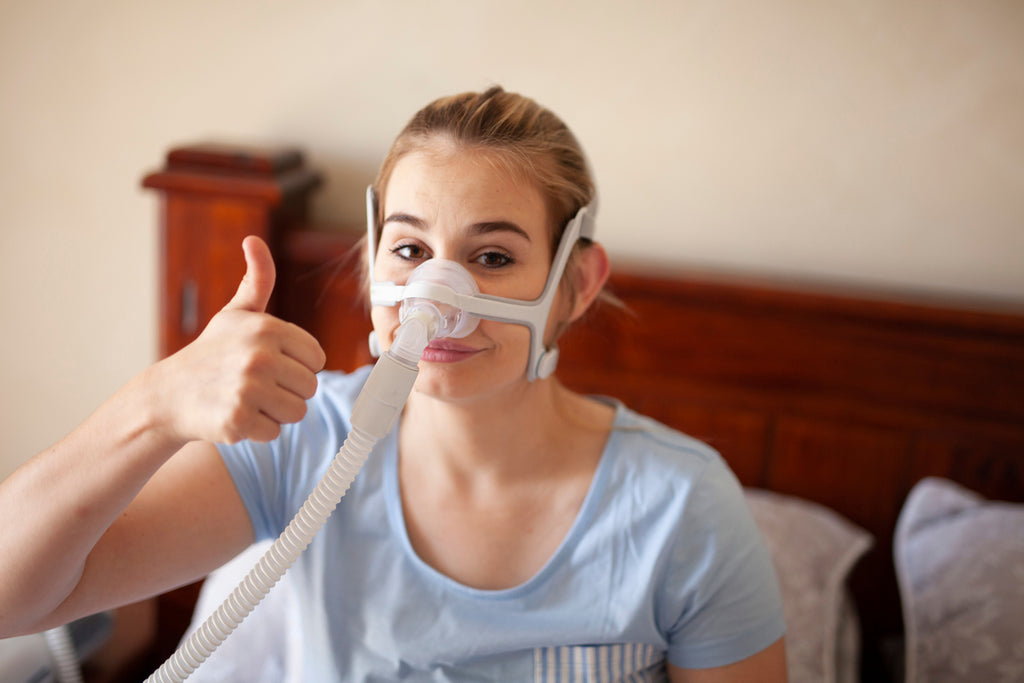Fitting Your AirFit N20 CPAP Correctly