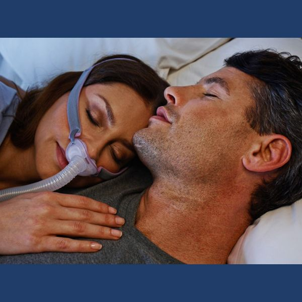 AirFit P10 Nasal Pillows CPAP Mask System by Resmed