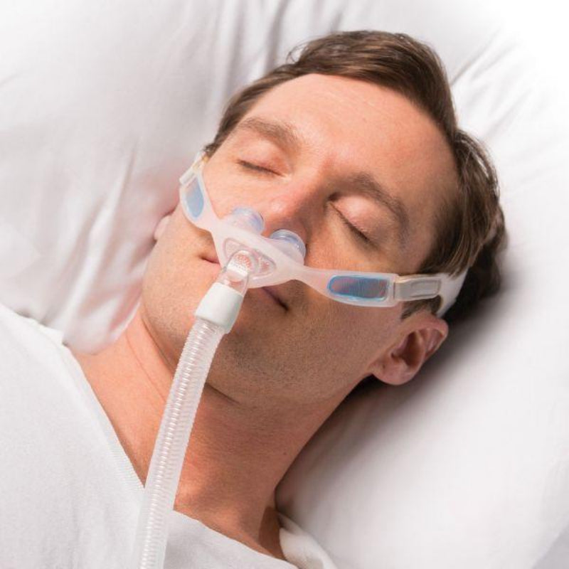 Nuance Pro CPAP mask