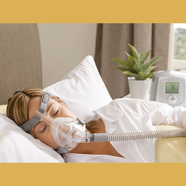 Simplus Full Face CPAP Mask System by Fisher and Paykel