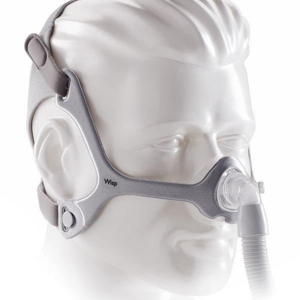 Wisp Nasal CPAP Mask FitPack with Headgear
