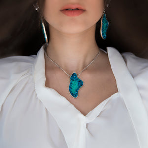 Lagoon Necklace
